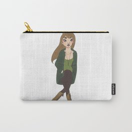 Shaggy Genderbend Carry-All Pouch