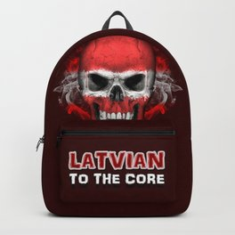 To The Core Collection: Latvia Backpack