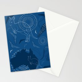 I love Australia Stationery Cards