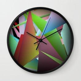 Outdoor Activities 5 Wall Clock