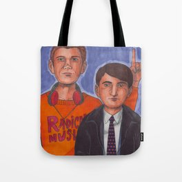 Mark & Jeremy Tote Bag