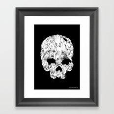 Shirt of the Dead Framed Art Print