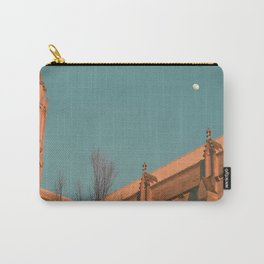 Spring Or Something Like It Carry-All Pouch