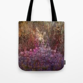 Raining Heavily / Autumn 27-10-16 Tote Bag