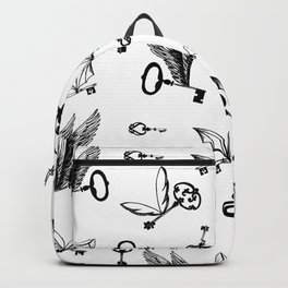 Flying Keys Backpack