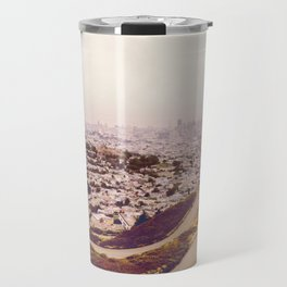 Misty Frisco (San Francisco sous la brume) Travel Mug