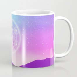 Sacred Geometry (Metatron) Coffee Mug
