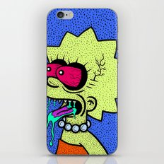 LISA GRIMMSON. (THE GRIMMSONS). iPhone & iPod Skin