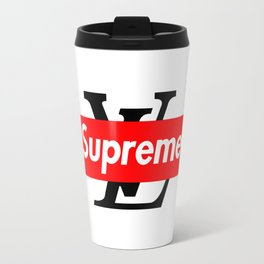 supreme LV Travel Mug