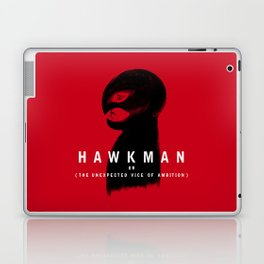 Hawkman or The Unexpected Vice of Ambition Laptop & iPad Skin