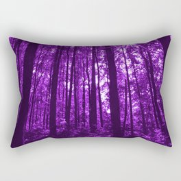 Shenandoah Violet Rectangular Pillow