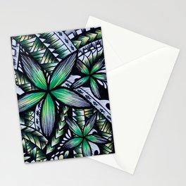 Samoan Green Machine Stationery Cards