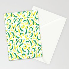 Full Colours green and yellow Summer 2013  Stationery Cards