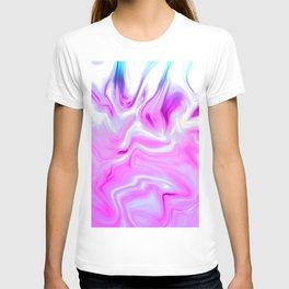 Purple Fire T-shirt