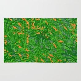 Rainforest Celebration Rug