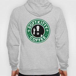 Soft Kitty Coffee Hoody