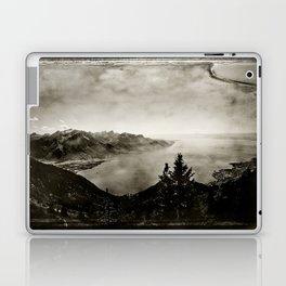 Vintage Switzerland Laptop & iPad Skin