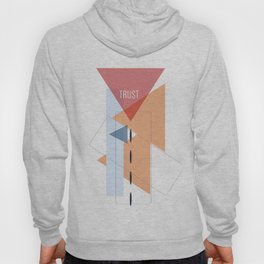 Trust in Shapes Hoody