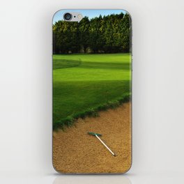 East Brighton Golf Course iPhone Skin