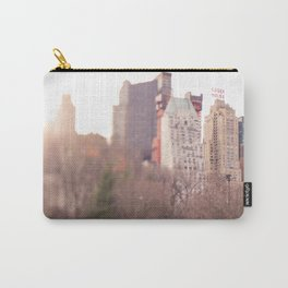Winter in NYC Carry-All Pouch