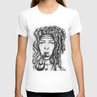 hippy T-shirts featuring Trippy Hippy by CROME