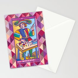 Le Bateleur (The Magician) Stationery Cards
