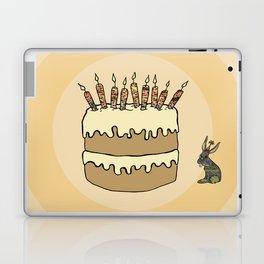 RABBIT CAKE Laptop & iPad Skin