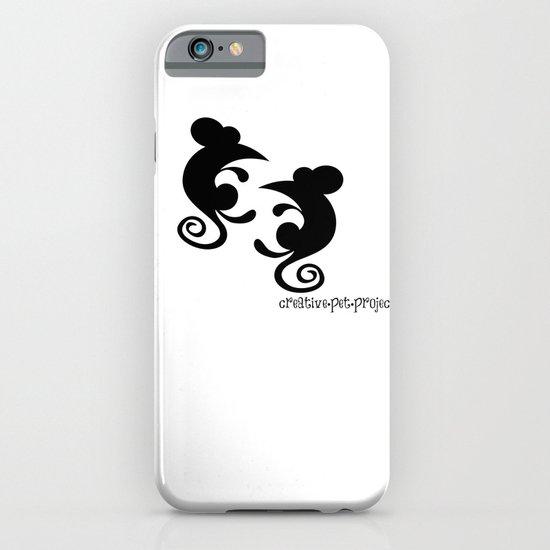 Mice iPhone & iPod Case