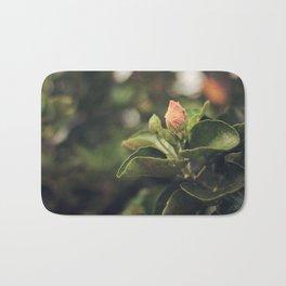 Capullo de Hibisco - Hibiscus bud Bath Mat