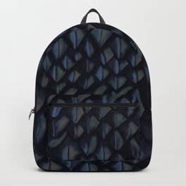 Dragon Scales - grey Backpack