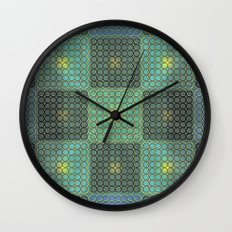 snakskin Wall Clock