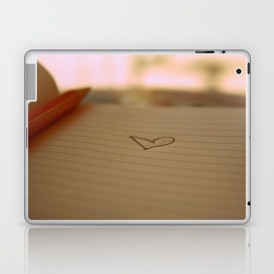 hearts .  Laptop & iPad Skin