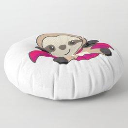 Faultuer Superhero Sweet Animals For Kids Funny Floor Pillow
