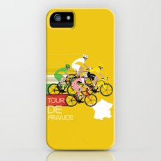 Tour De France iPhone (5, 5s) Slim Case