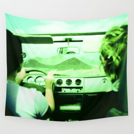 Roadtrip NO4 Wall Tapestry