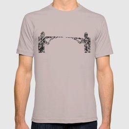 Gun fight T-shirt
