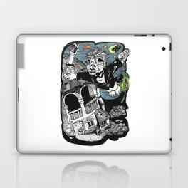 One of those flying dreams Laptop & iPad Skin