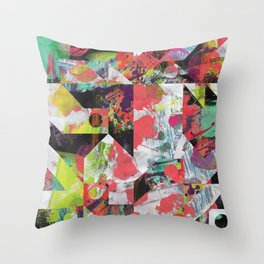 When You Make Something, You Can't Control Its Meaning Throw Pillow