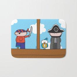 Pirates Bath Mat