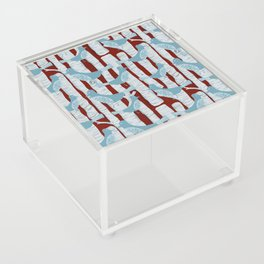 For the Birds and Birch Trees Acrylic Box