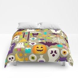 Halloween Pattern Comforters