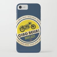 ducati iPhone & iPod Cases featuring Ducati by Liviu Antonescu