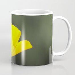 California golden poppy Coffee Mug