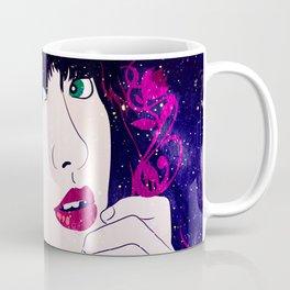 Night Blossom Coffee Mug