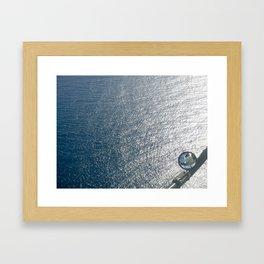 Hoover Framed Art Print