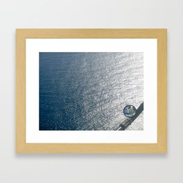 Hoover Framed Art Print