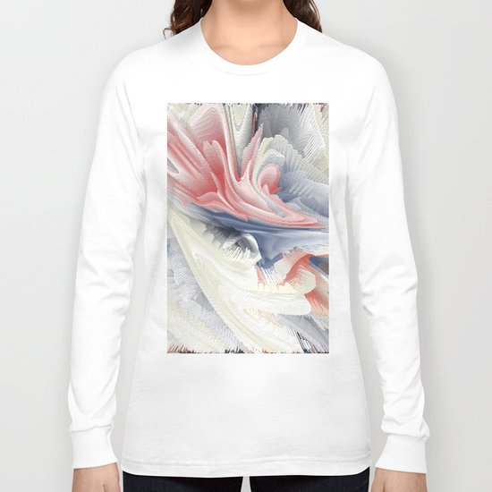 Abstract 177 Long Sleeve T-shirt
