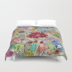 Flower Power Duvet Cover