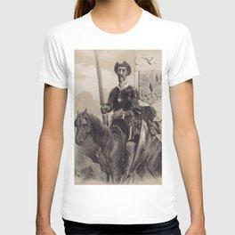 Don Quixote Rocinante T-shirt