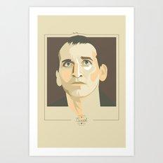 Ninth Art Print